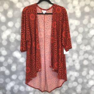 Lularoe Lindsay Kimono Size Small